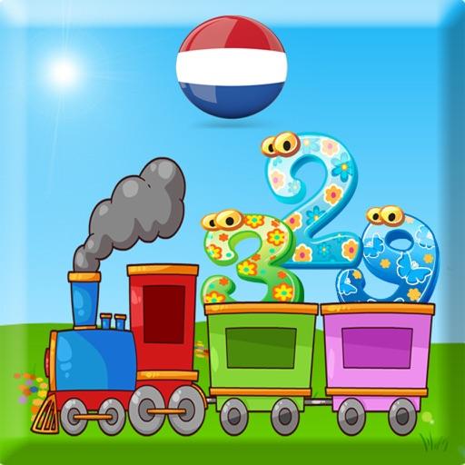 123 Leren tellen voor kinderen - Nederlands