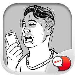 Jookgru Family Jook Ver. 2 Stickers for iMessage