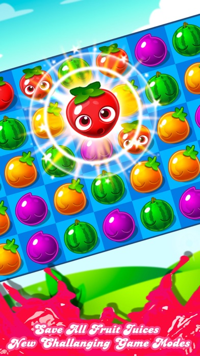 Fruit Match - Puzzle screenshot one