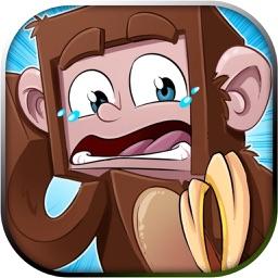 Monkey adventure:Parkour game