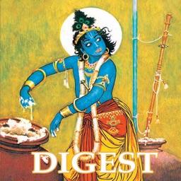 Krishna And Mirabai Digest - Amar Chitra Katha