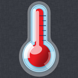 Thermometer++. Weather app