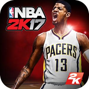 NBA 2K17 app