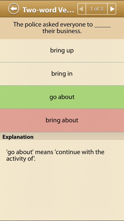 Grammar Up : Lite Edition screenshot-3