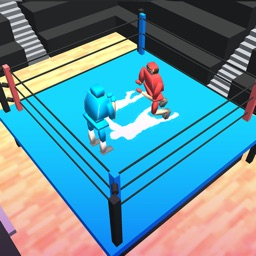 Drunken Wrestlers 3D-Toribash Gang Beasts Fighter