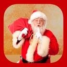 Papa Noel stickers - tu foto con la Navidad icon