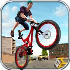 Activities of City Bicycle Stunts Simulator 2017