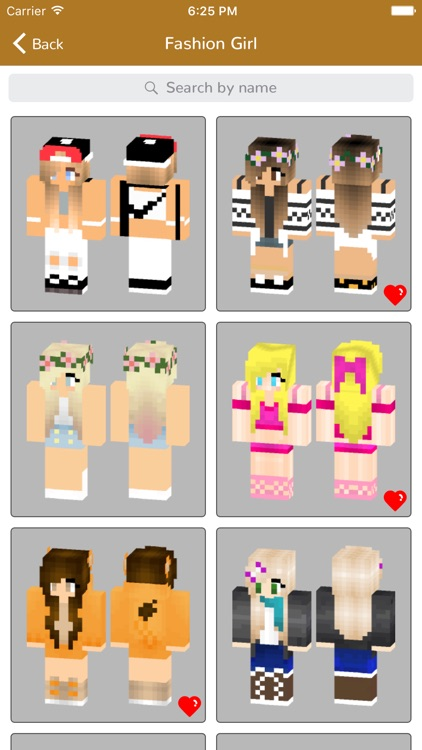 Girl Skins For Minecraft Pocket Edition Mcpe Skins By Ankit