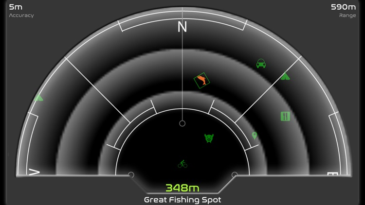 Alf - Alien Location Finder screenshot-4