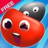果冻大炮 - 免费 - 物理逻辑的益智游戏