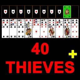 Forty Thieves Solitaire Premium - Plus