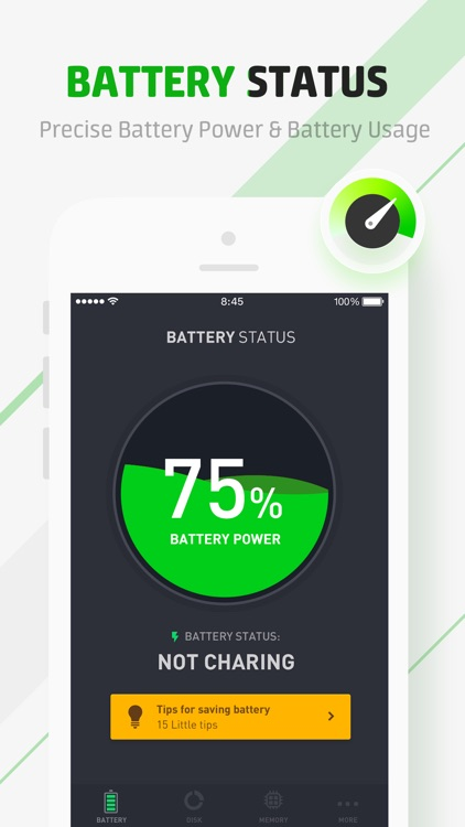 Battery Life Doctor -Manage Phone Battery (No Ads) screenshot-0