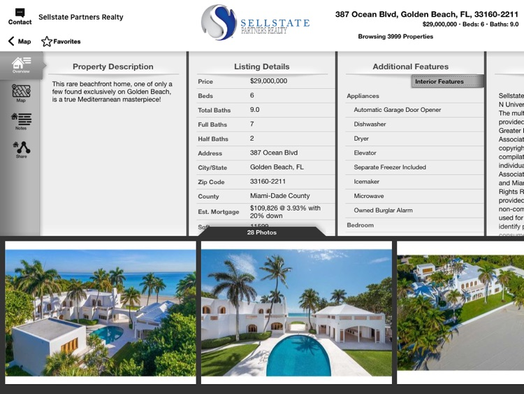 Sellstate Partners Realty for iPad screenshot-3