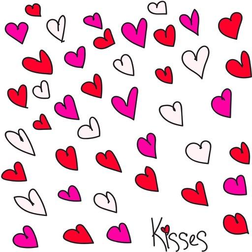 Hearts & Kisses