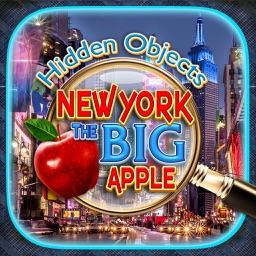 New York City Time - Hidden Object Big Apple