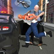 城市警察监狱值班犯罪运输模拟器