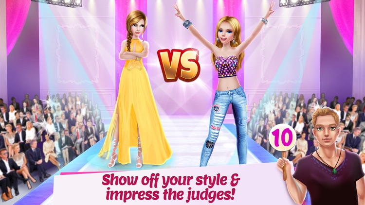 Shopping Mall Girl - Dress Up & Style Game screenshot-3