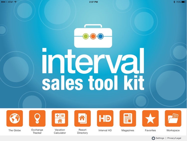 Interval Sales Tool Kit