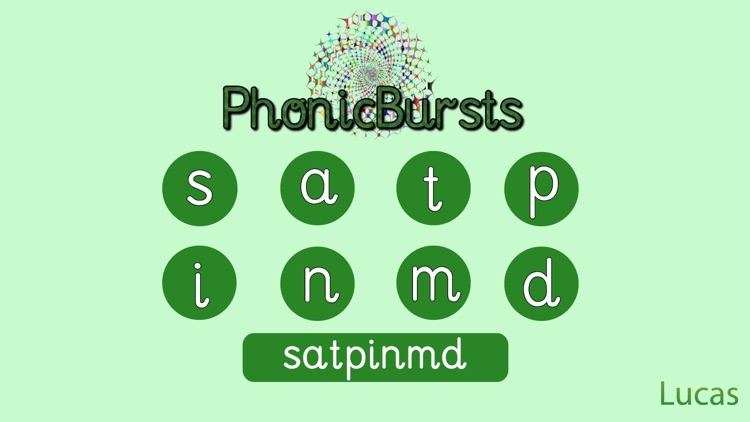 PhonicBursts (satpinmd)