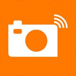 4G Cam Orange