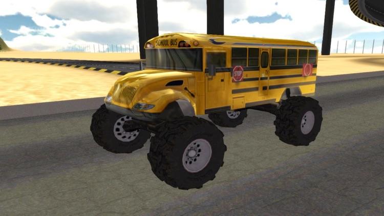 Truck Driving Simulator Racing Game screenshot-4