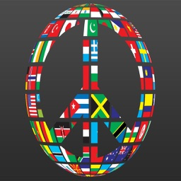 Peace Stickers : World Peace for All