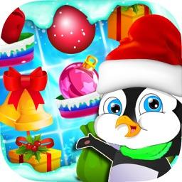 Pipsqueaks Merry Christmas: Match 3