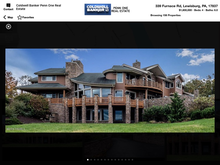 Coldwell Banker Penn One Mobile for iPad screenshot-4