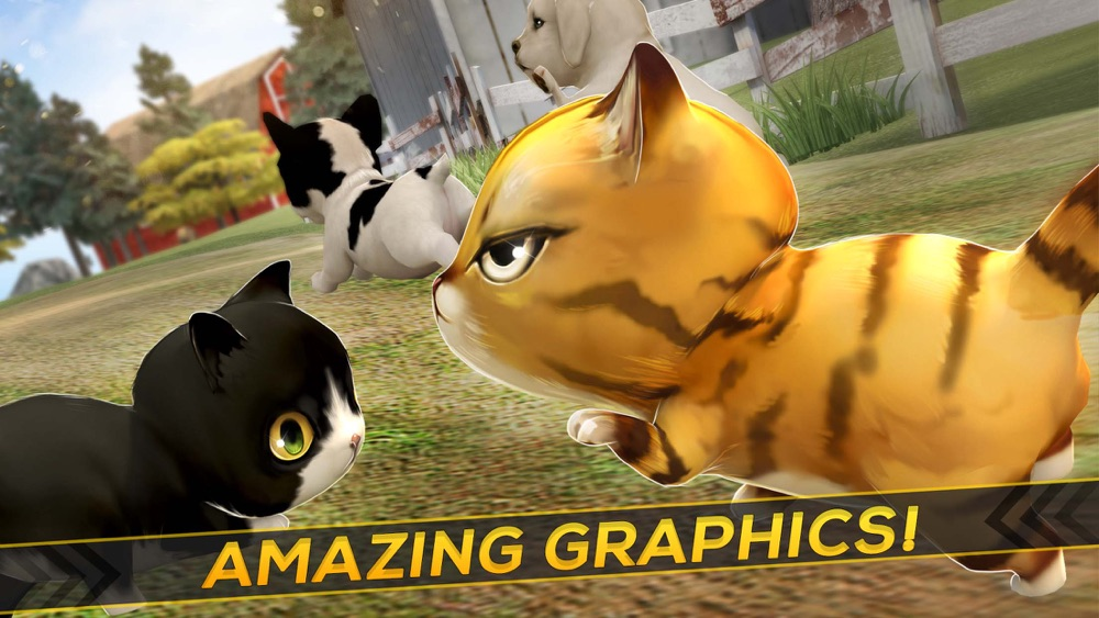 Puppy Land . Cats vs Baby Dogs Simulator hack tool