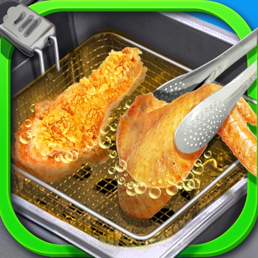 Carnival Street Food Crazy Chef - Deep Fried food iOS App