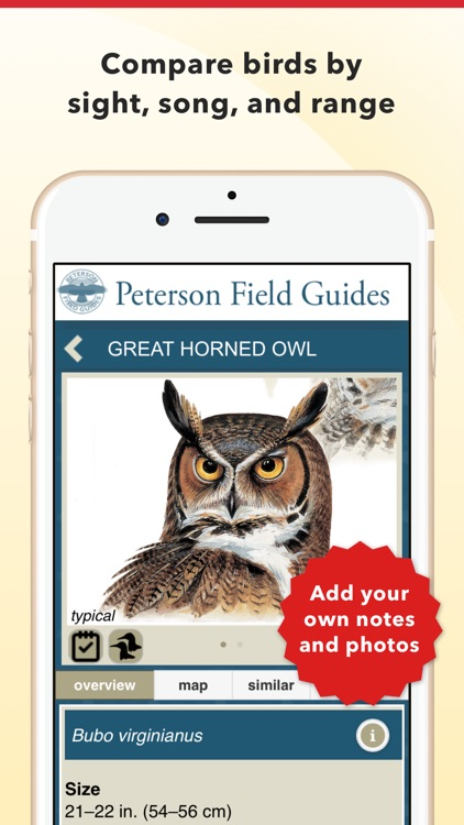 Peterson Bird Field Guide screenshot-3