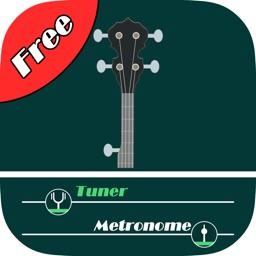 Banjo tuner and metronome - banjo tuner free