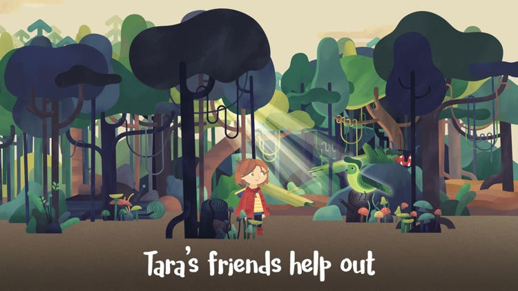 Tara's Locket - A VR story for children screenshot-4