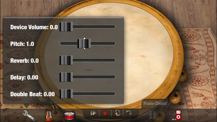 Frame Drum! screenshot-1