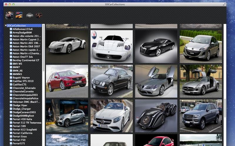 3D Car Collections screenshot 1