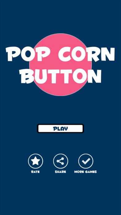 Pop Corn Button Screenshot on iOS