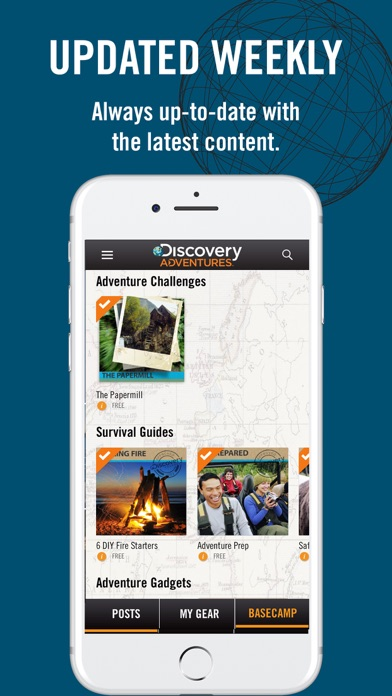 Discovery Adventures Screenshot
