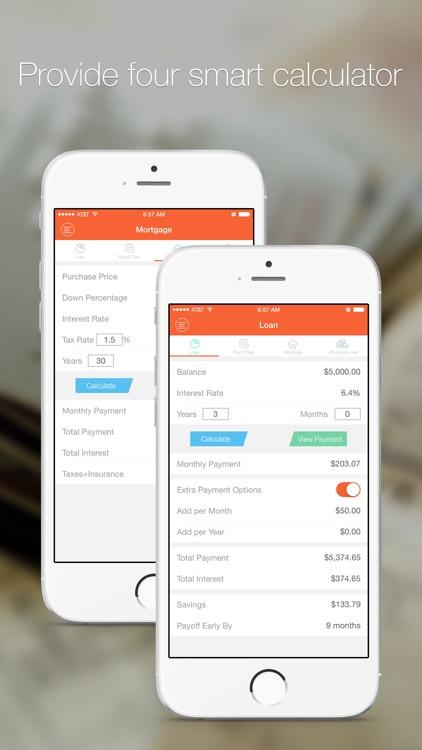Debts Break Pro - Snowball Method and Debt Tracker screenshot-4