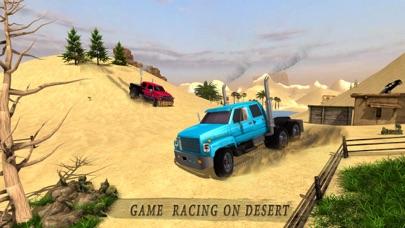 越野塞拉利昂沙漠驱动器 3D-4 x 4 豪华 sim 卡 App 截图