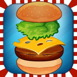 Christmas Burger Maker - Cooking Game for kids