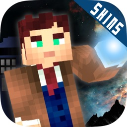 Skins for Dr Who for Minecraft Pocket Edition