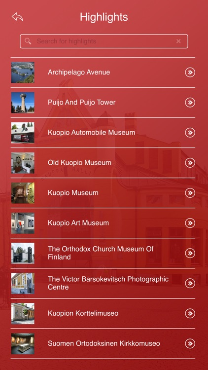 Kuopio Tourism Guide screenshot-2