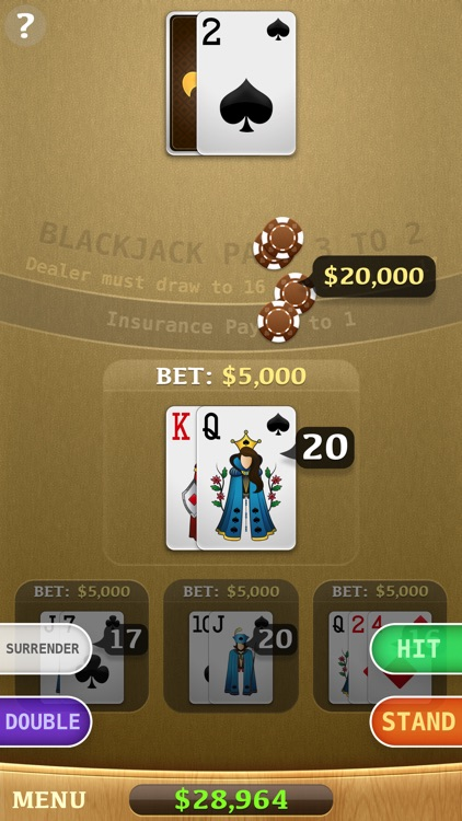 ⋆Blackjack screenshot-3