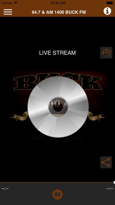 94.7 & AM 1400 Buck FM-0