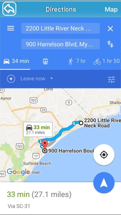 South Carolina State Marinas screenshot-4