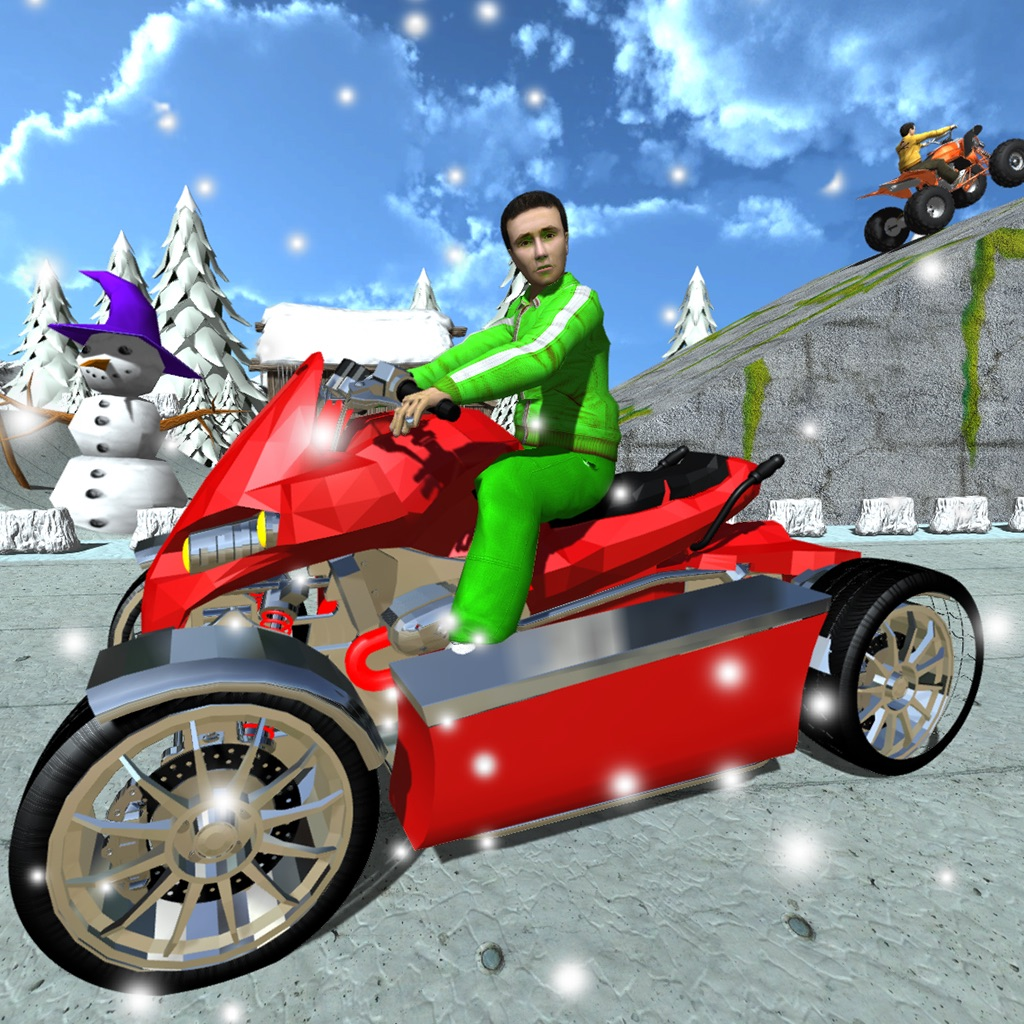 ATV Quad Bike Racing Stunts Party hack