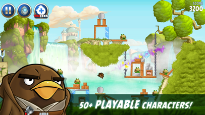 download Angry Birds Star Wars II apps 4
