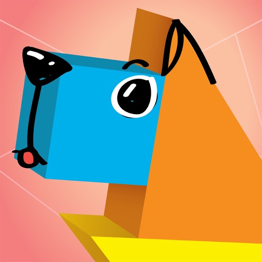 Kids Learning Puzzles: Dogs, My Math Educreations iOS App