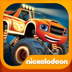 Blaze and the Monster Machines - Racing Game app