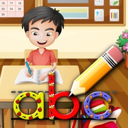 Kids Learn to Write Letters Numbers and Words